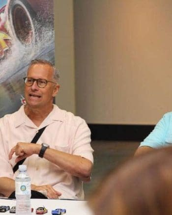 Cars 3 Exclusive Interview with Director Brian Fee and Producer Kevin Reher #Cars3Event
