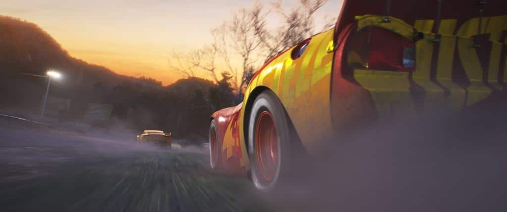 Cars 3 races into your hearts and theaters on June 16!