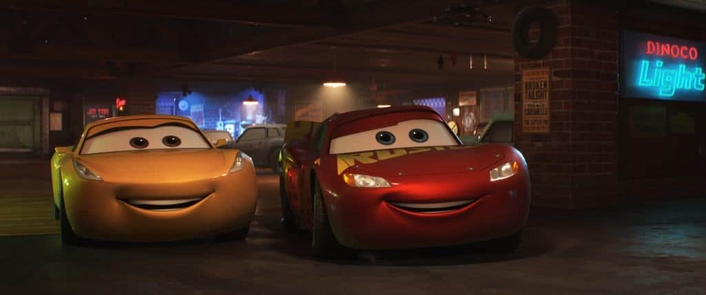 In my Cars 3 Review I talk about the heart and story-telling of Cars 3!