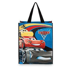 Carry all your Cars 3 toys in this reusable tote bag!