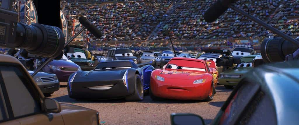 Check out my cars 3 review and why it's my favorite film of the franchise!