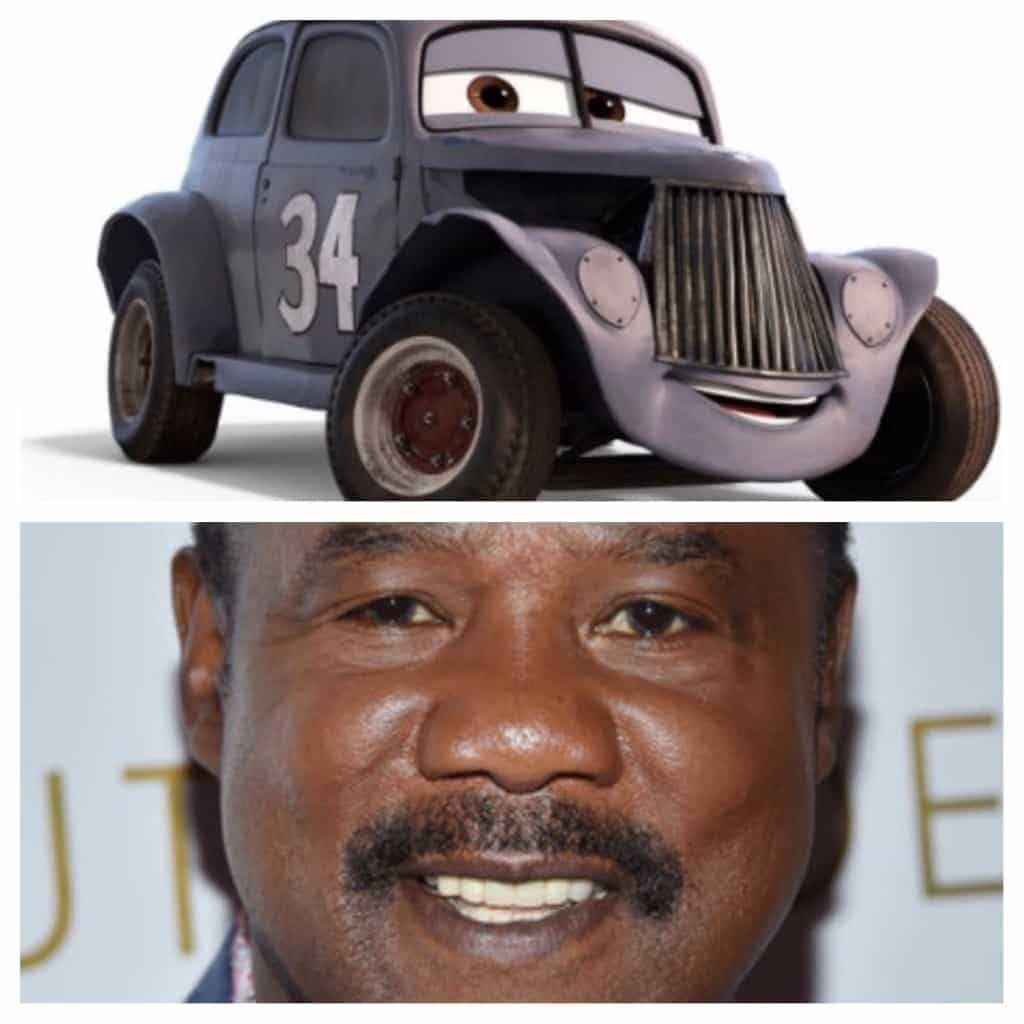 Isiah Whitlock Jr. voices River Scott in Cars 3 cast interview.