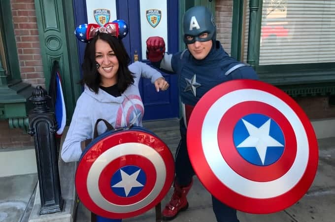 Hero Up! Disney California Adventure is the perfect place to meet your favorite super heroes during Summer of Heroes!