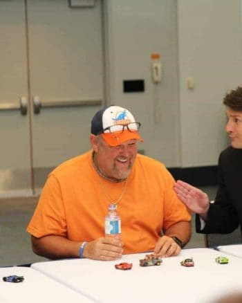Exclusive Cars 3 Cast Interview – Larry the Cable Guy, Nathan Fillion, Lea DeLaria, Isiah Whitlock Jr.  #Cars3Event