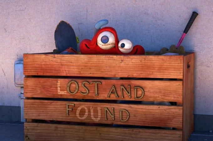 10 facts about the making of Lou, Pixar's animated short.