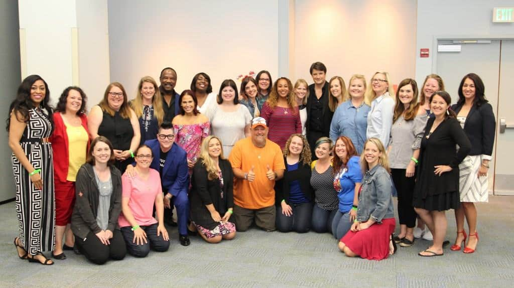 25 bloggers were able to get an exclusive Cars 3 cast interview with Nathan Fillion, Lea DeLaria, Larry the Cable Guy, and Isiah Whitlock, Jr.