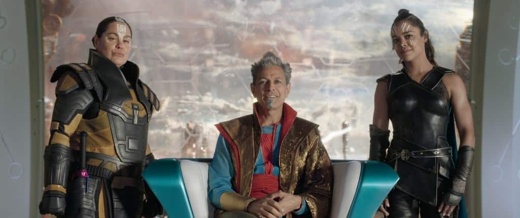 All the yeses to Jeff Goldblum starring in Thor: Ragnarok.