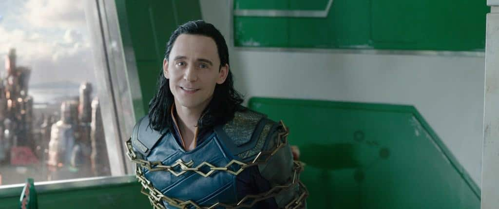I'm so excited for more Loki in the new Thor:Ragnarok pictures!