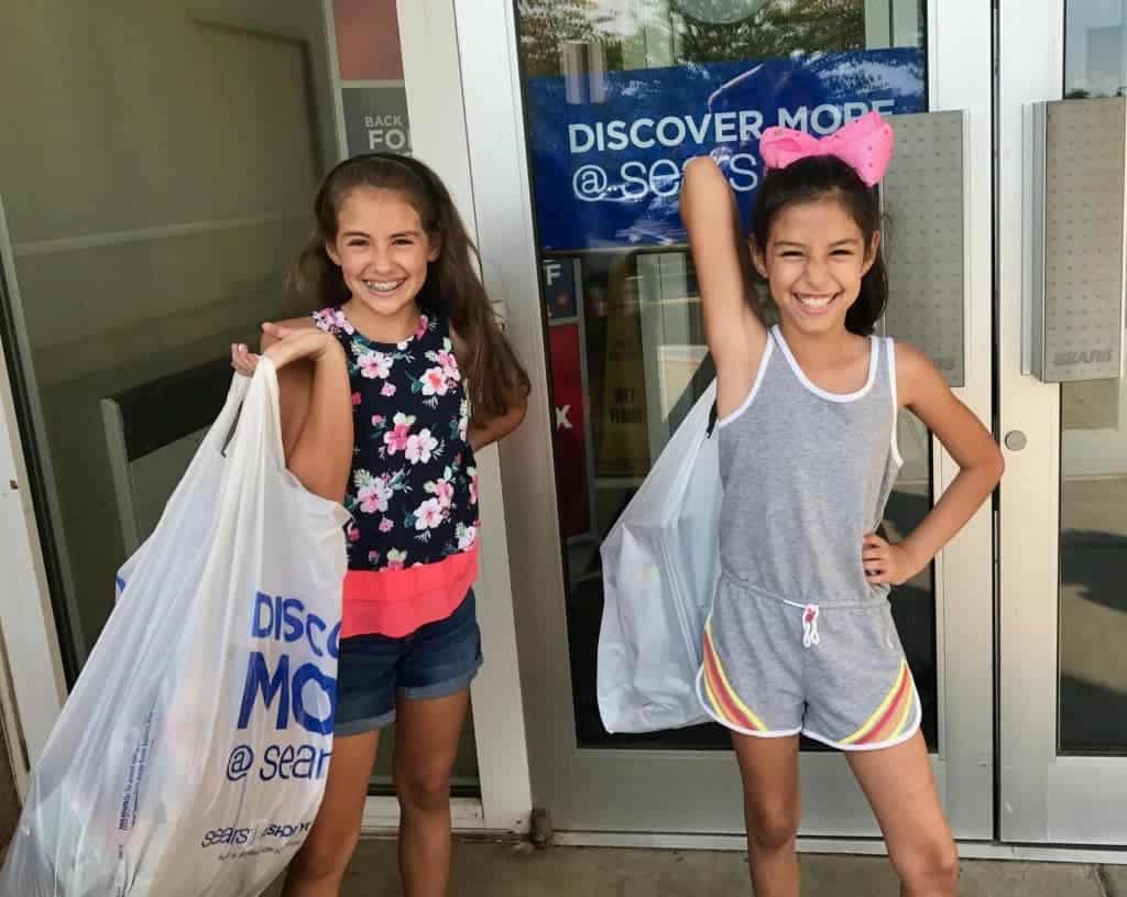 Get all your back-to-school gear at Sears and save money!
