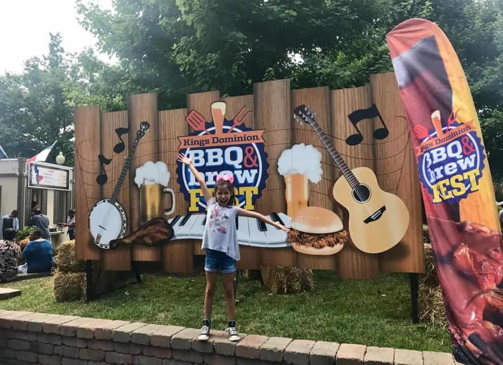 Get ready for BBQ, craft beers, and live entertainment at Kings Dominion BBQ & Brew fest!
