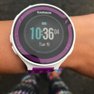 My Garmin is helping me towards my September running goals and obstacles. How'd you do?