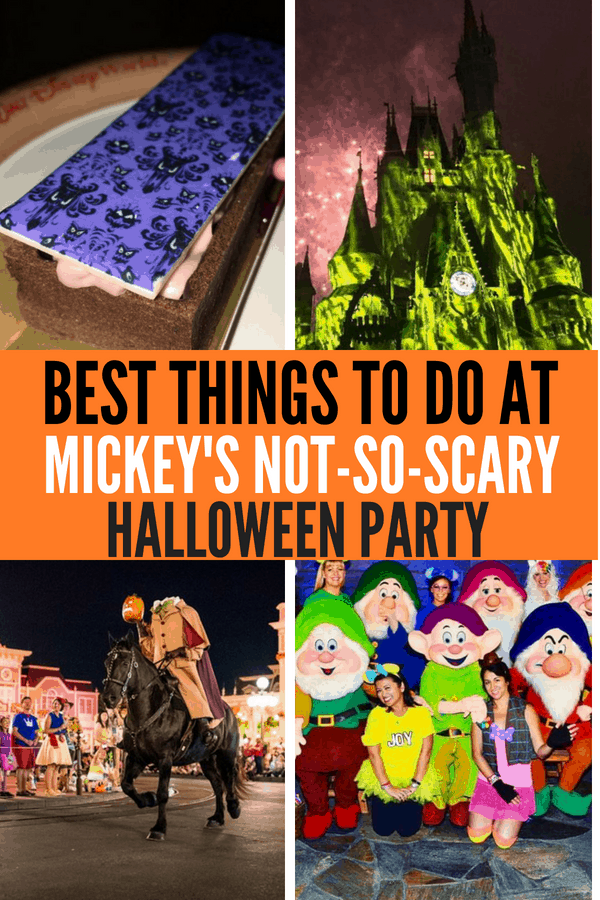 Is Mickey's Not So Scary Halloween Party worth it? Here are the best things to do at the Halloween Party at Disney World from Character meet and greets, special Halloween treats, Hallowishes, and the parade!