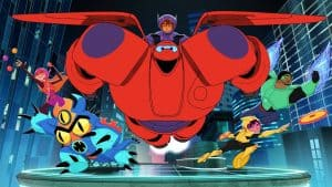 Baymax Returns With Big Hero 6: The Series on Disney XD | #BigHero6