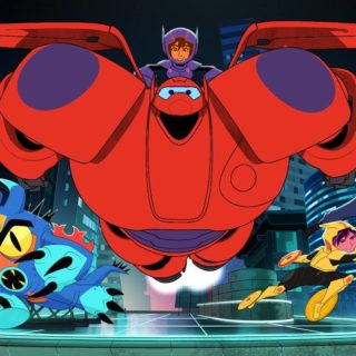 Big Hero 6 The Series is back!