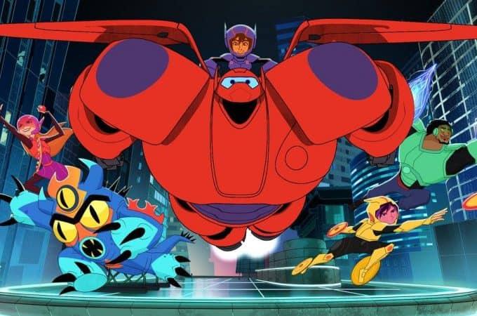 Big Hero 6 The Series is back!