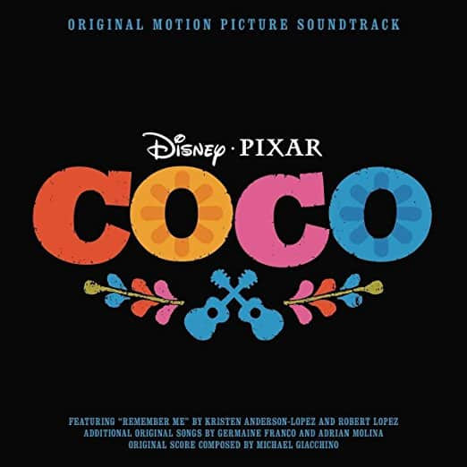 One of the best Coco gifts this holiday season is the Coco Soundtrack!