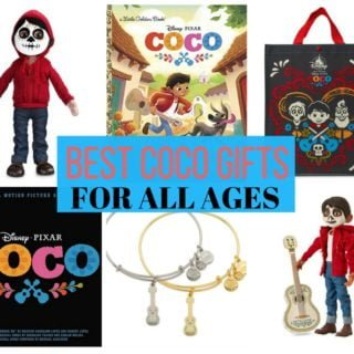 Need a gift idea for the Coco lover in your life? These are the best Coco gifts for all ages!