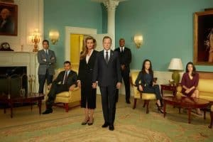 Exclusive Interview with Designated Survivor Cast Member Italia Ricci