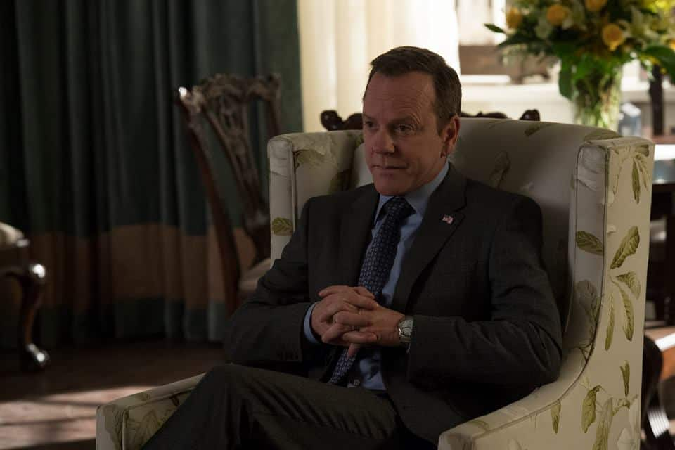 In an exclusive interview with Designated Survivor's Italia Ricci, we get a glimpse into Tom Kirkman's presidential life.