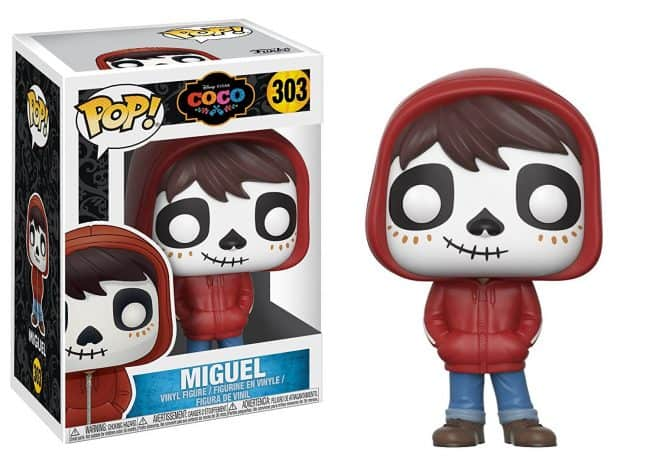 Funko POP Miguel, Hector, and Ernesto make great collectibles for the best Coco gifts.
