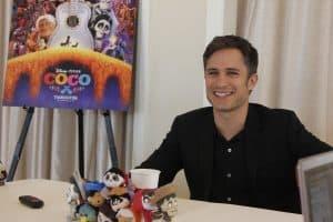 Exclusive Gael Garcia Bernal Interview, Voice of Hector in COCO