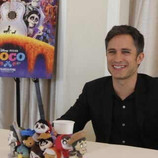 Come check out our Gael Garcia Bernal interview about Coco!