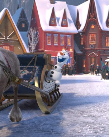 Watch Olaf's Frozen Adventure before Coco which is in theaters November 22nd!
