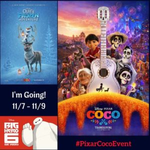 All the Details for Pixar Coco Event Red Carpet Premiere in LA – I'm Going!