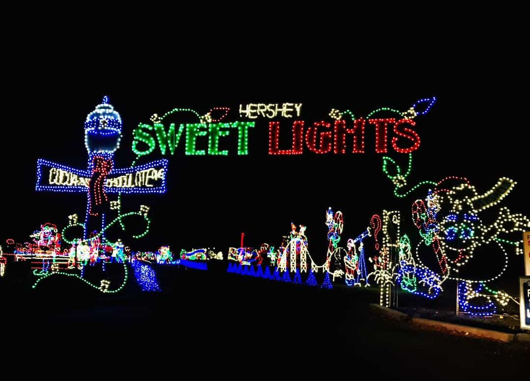 what to do at hersheypark in the winter lola lambchops - Hershey Christmas Lights