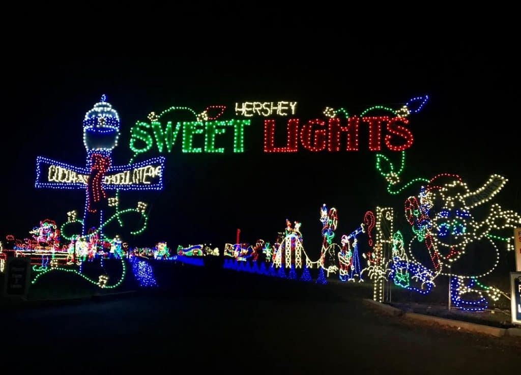 Go look at all the holidays lights over winter break with the kids! Then grab donuts and hot cocoa afterwards.