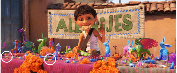 Did You Catch These 11 Easter Eggs In Disney Pixar S Coco