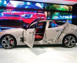 Get your Kia Ride and Drive on at the Washington Auto Show