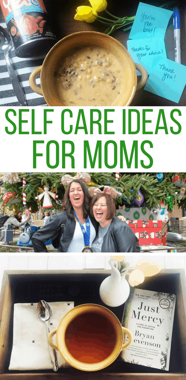Ideas for Self Care for Moms and Women. How to say yes more in 2018! #WellYes2018 #ad