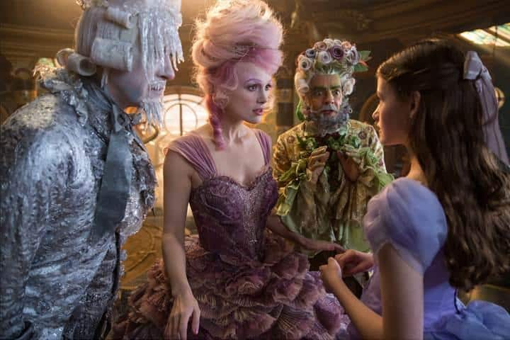 The Nutcracker and the Four Realms is part of Disney's movie lineup in 2018!