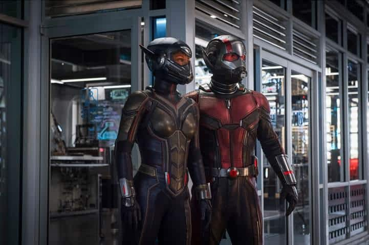 Ant-Man and the Wasp is one of the Marvel film in 2018 for Disney.