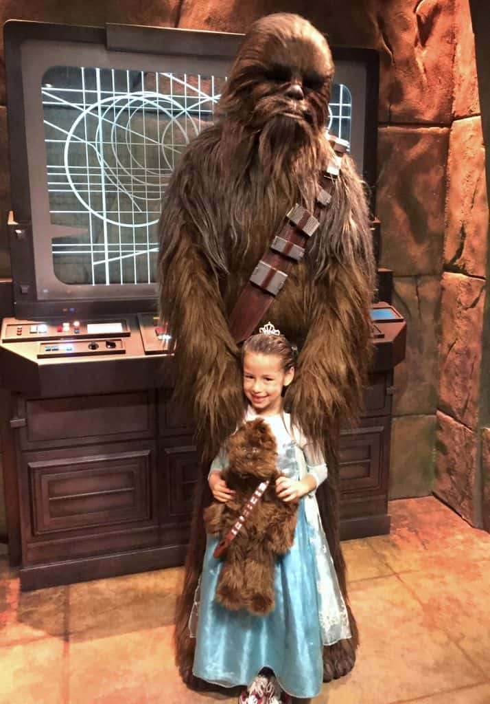 We have all kinds of Chewbacca fans in our house and can't wait for Solo: A Star Wars Story!