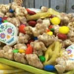 Coco Party Churro Popcorn Recipe