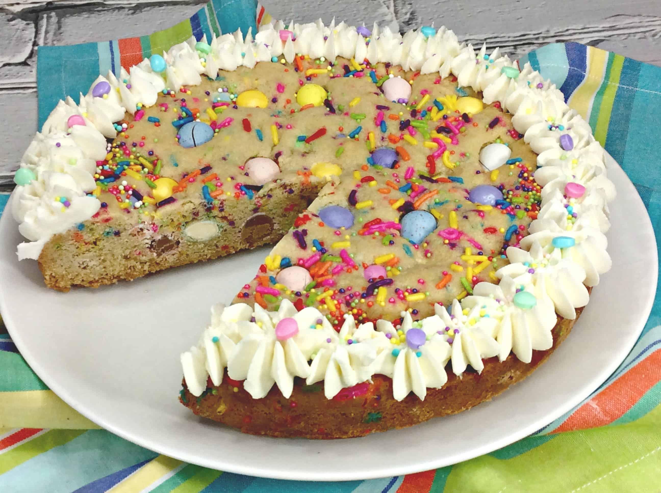 Easter Lamb Cake Frosting Recipe