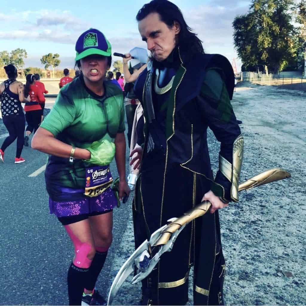 How to make an Incredible Hulk Costume for adults for running.
