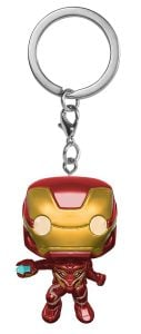 Iron Man Keychain is a must-have Avengers Infinity War gift.