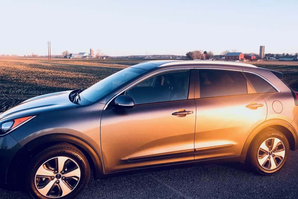 Why the Kia Niro is great for sports moms and families.