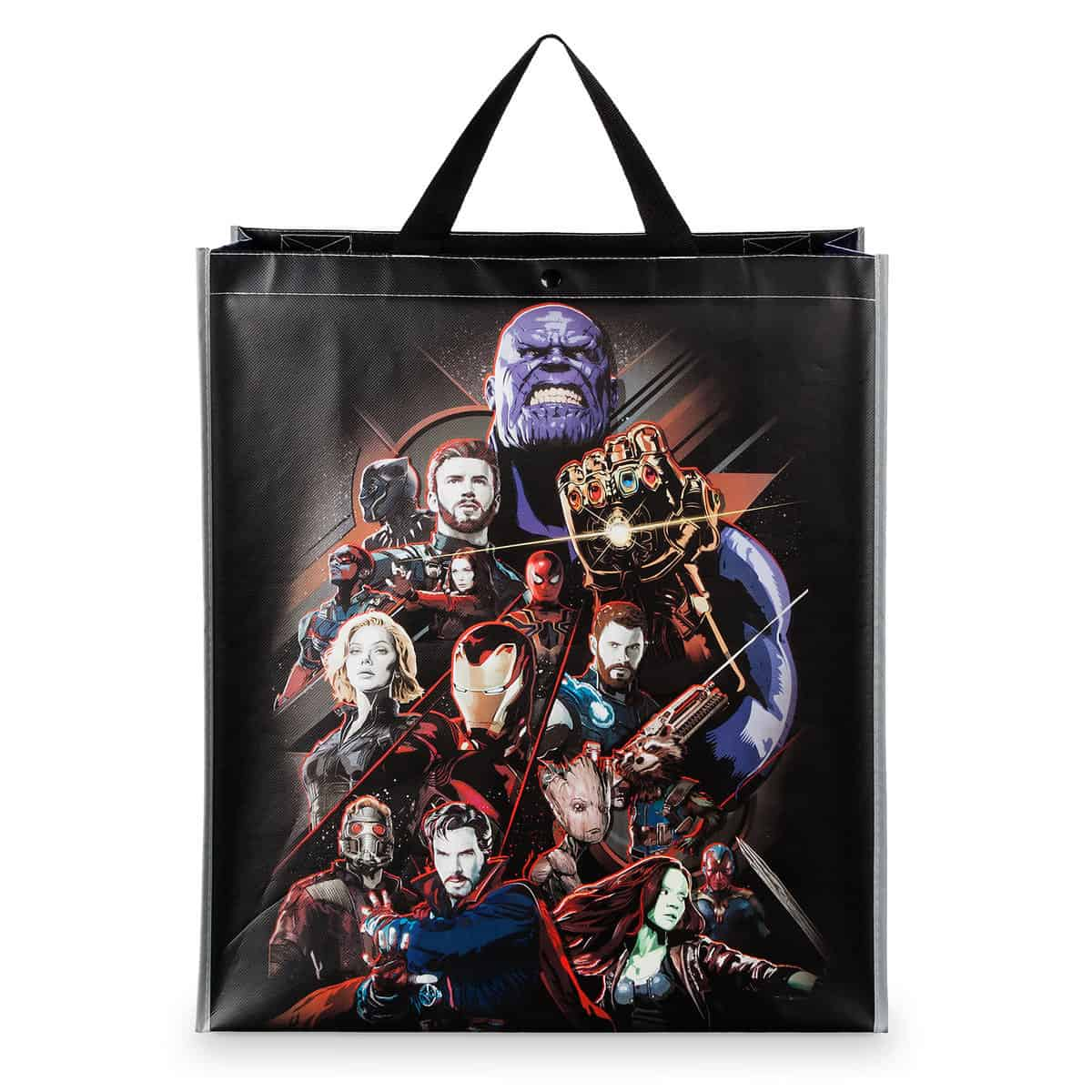 An Avengers Infinity War Tote Bag for all your Avengers needs.