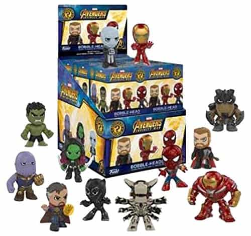 Funko Mystery Mini are a must-have Avengers toy for your Marvel fan!