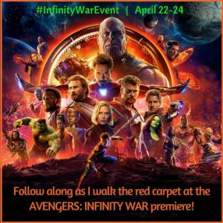 Get all the details on the Avengers: Infinity War Red Carpet Premiere during the Infinity War Event.
