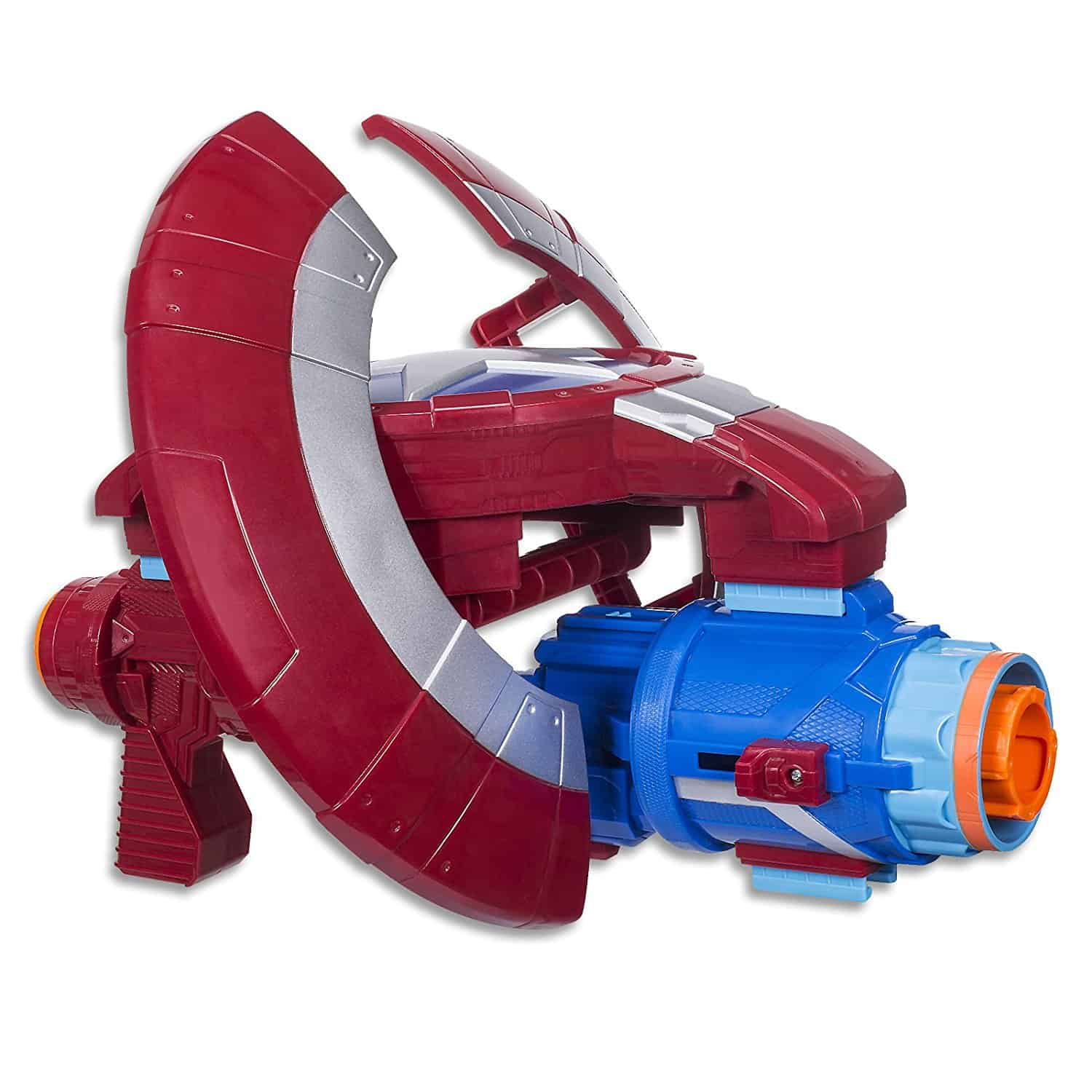 Must-Have Avengers toys and products - nerf assembler gear