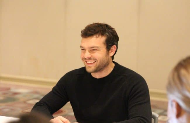 How Alden Ehrenreich deals with the haters of Solo: A Star Wars Story