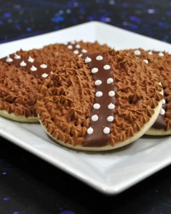 Chewbacca Wookie Cookies Recipe