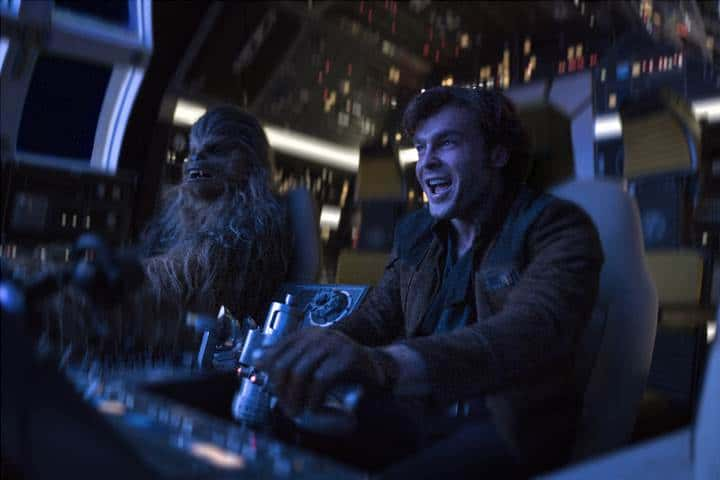 The Han Solo movie features more info on Chewbacca!