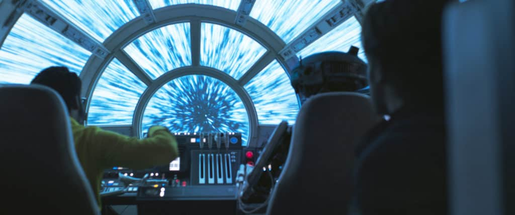 The Millennium Falcon will be a hit with kids and make the Han Solo movie kid friendly.