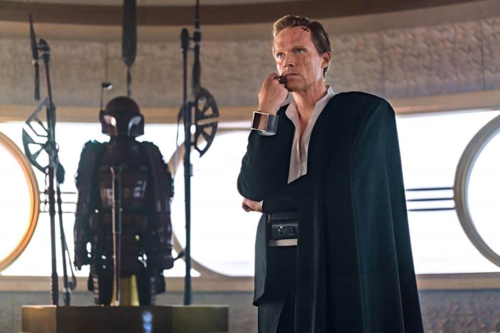 Paul Bettany drops the F-bomb in a Han Solo interview.